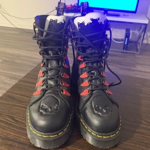 Doctor martens boots Special edition!!